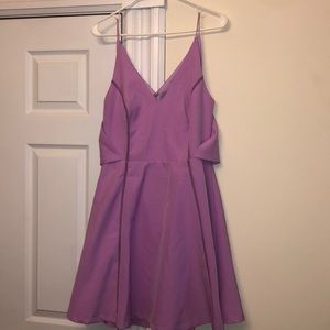Beautiful Pink/Purple Flowy Dress